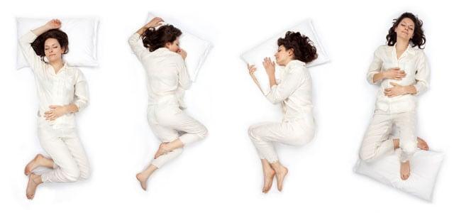 cea mai bună poziție de dormit pentru a arde grăsime 36 lb pierdere în greutate